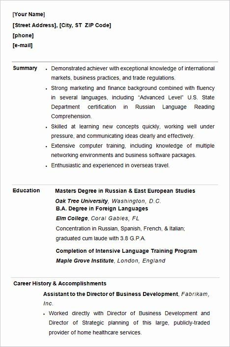 College Graduate Resume Template Awesome How To Write College Admission Resume In 2020 College Resume Template Student Resume Template College Resume
