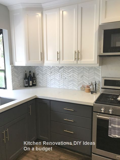 20 Most Popular Kitchen Cabinet Paint Color Ideas 10 Diy Solutions To Renew Your Kit Kitchen Remodel Small Painted Kitchen Cabinets Colors New Kitchen Cabinets