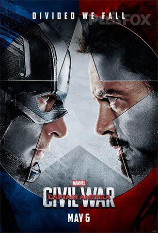 Ver Capitan America Civil War 2016 Online Latino Hd Pelisplus Captain America Civil War Poster Marvel Captain America Civil War Civil War Movies