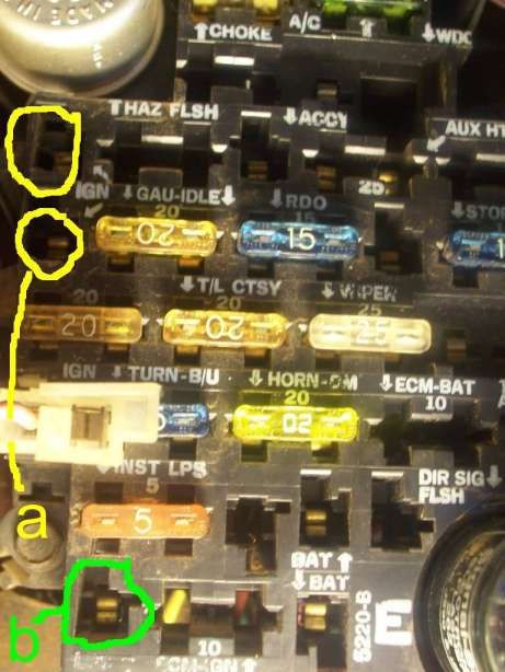 1985 Chevy Truck Fuse Box Diagram And Fuse Box Gmc C Getting Started Of Wiring Diagram 15 1985 Chevy Truck Fuse Box Di In 2020 Chevy Trucks 1985 Chevy Truck Chevy