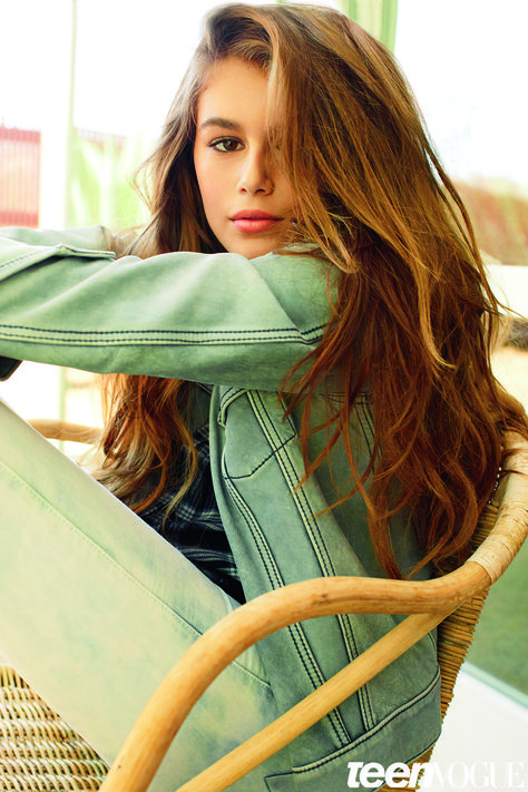 Kaia Gerber Just Landed A Major Modeling Contract!