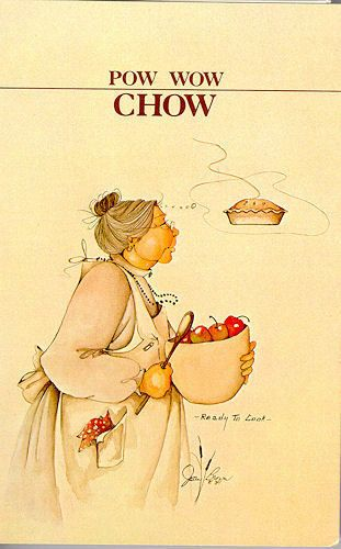 Cooking Pow Wow Chow Native American Cookbook With Special Recipe