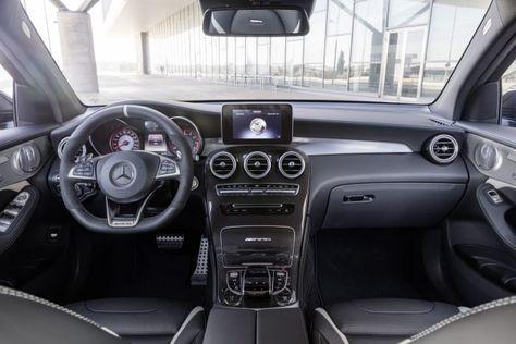 Mercedes Amg Glc 63 4matic Und Glc 63 4matic Coupe Hab Acht