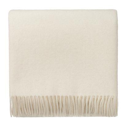 Tahua Wool Blanket Cream Alpaka Decke Urbanara Und Baumwolldecken