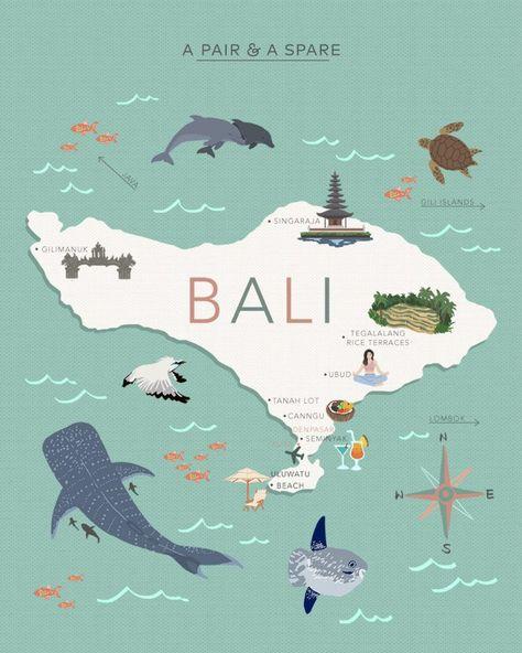 A Pair & A Spare | Our Creative Escape to Bali