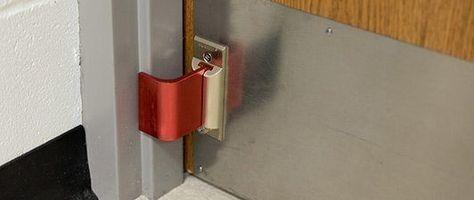 Nightlock Lockdown Door Barricade For Schools Office Door Security Devices Security Door Best Home Security