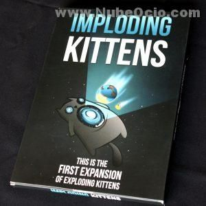 This Is The First Expansion Of Exploding Kittens Includes 20 New Cards Illustrated By The Oatmeal Exploding Kittens The Expanse Kittens