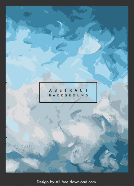 Abstract Background Watercolor Drawn Sketch Free Vector In Adobe
