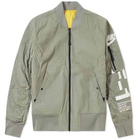 nike air force 1 bomber jacket