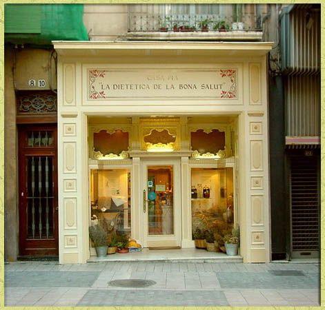 Lovely Exterior Casas Tiendas Plantas Medicinales