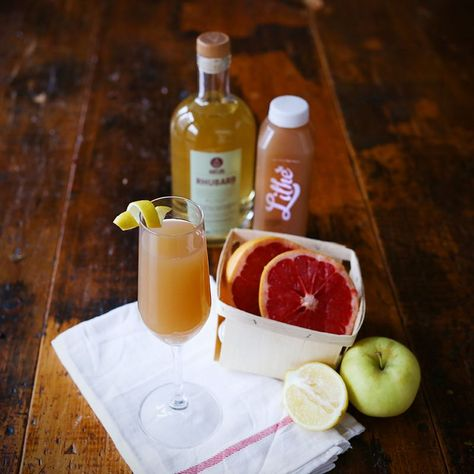 Skinny Heathen cocktail