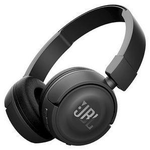 Jbl Wireless On Ear Headphones T450bt In Ear Headphones Jbl Headphones Black Headphones