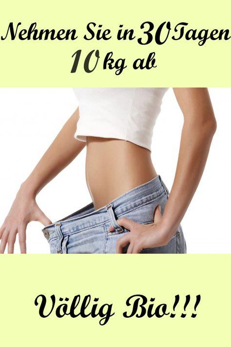 Natürliche Diät zur Gewichtsreduktion