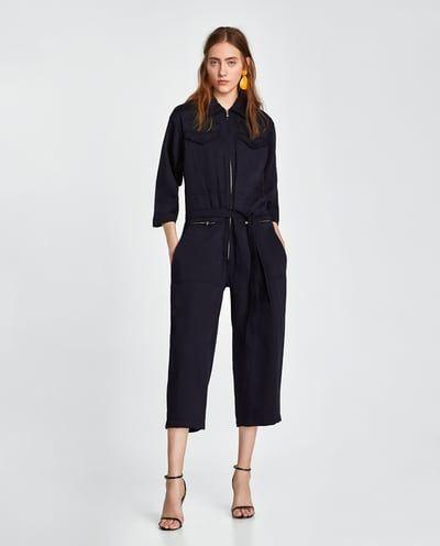 5488df6870 Women's Jumpsuits | Now Shop Online | ZARA Australia | OBEONE | Zara ...