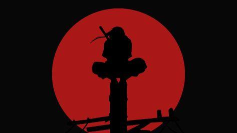 HD wallpaper: Naruto (anime), Uchiha Itachi