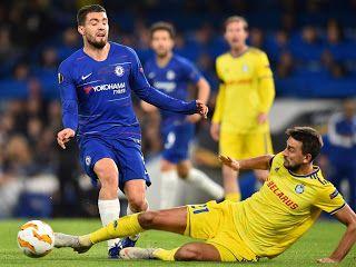 Com três de Loftus-Cheek, Chelsea derrota BATE Borisov pela Liga Europa