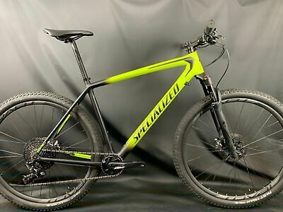 Sponsored Ebay 2018 Specialized Epic Ht Expert Sram Gx Eagle