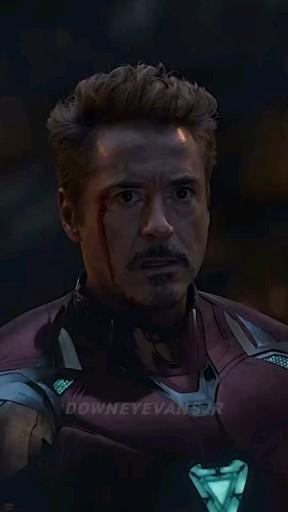 Iron Man edit