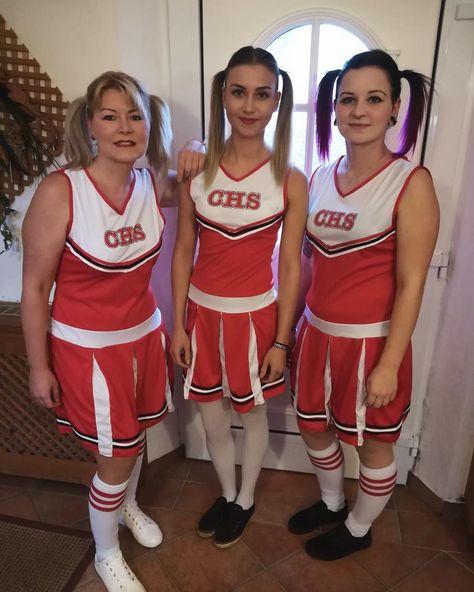 Cheerleader Kostum Selber Machen Kostumideen