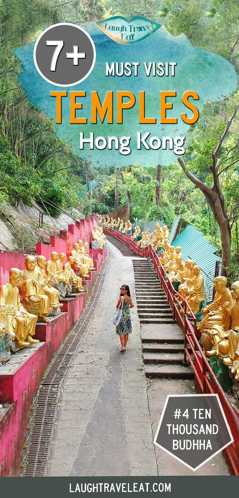 The Ultimate Guide to Temples of Hong Kong (ALL free entry!)