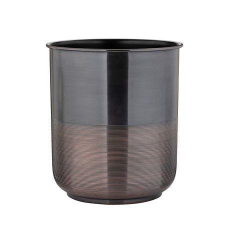 Toilet Waste Basket Bin Tiny Side Step
