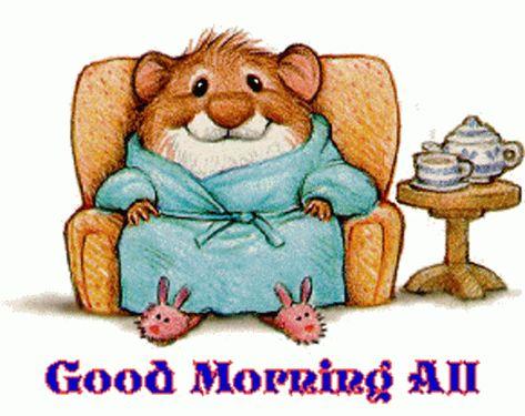 Good Morning Rat GIF - GoodMorning Rat Grandpa - Discover & Share GIFs