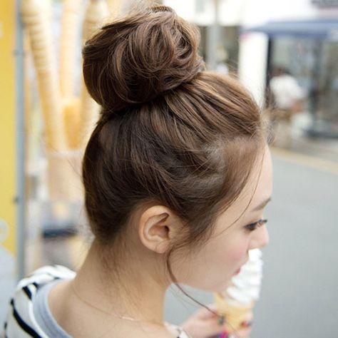 Chinese Bun Hair Google Search Hair Styles Ref Female