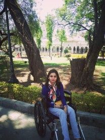 This is How I Roll        #WorldDisabilityDay