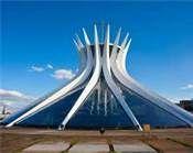 cathedral of brasilia - Brazil