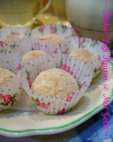 Biskut Suji Brunei Food Healthy Recipes Easy Snacks Brunei