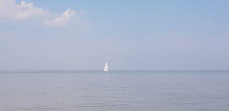 Free Image on Pixabay - North Sea, Horizon, Boat
