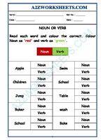 Worksheets of English - Grammar