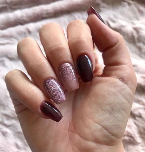 26 adorable fall nail art designs that will completely beauty 34 – housedecor