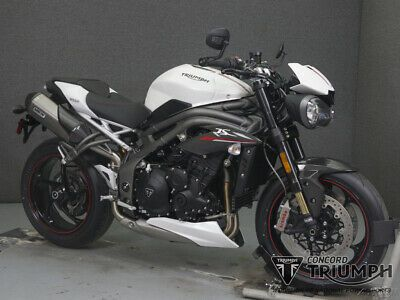 Ad Ebay Link 2019 Triumph Speed Triple Rs Demo 2019 Triumph Speed Triple Rs Demo New ストリートファイター ファイター