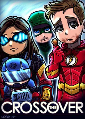 Dc Tv Crossover Lord Mesa Art Flash Wallpaper Supergirl And Flash