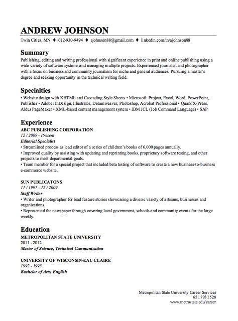LinkedIn Resume Builder Sample - http\/\/resumesdesign\/linkedin - hair salon receptionist sample resume