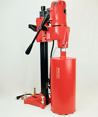 Sponsored Ebay New 8 Core Drill Concrete Coring High Quality By Bluerock Tools Model 8 Z 1 Drill Surfboard Coffee Table Drilling Machine