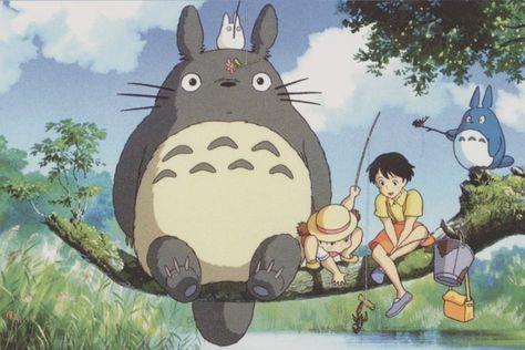 Ghibli cat bus