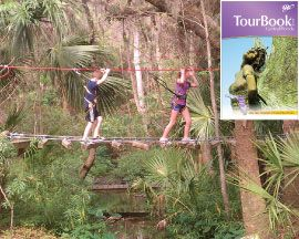 ZOOm Air Adventure Park At Central Florida Zoo And Botanical Gardens In  Sanford, Florida. This Attraction U0026 More Can Be Found In The 2014 Central  Fu2026 ...