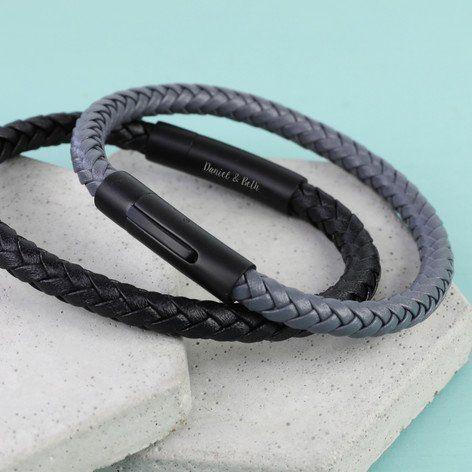 c884db00244b4 mens bracelet online,mens leather bracelets braided,mens leather ...
