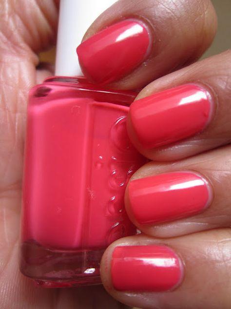 Essie Peach Daiquiri Nail Polish Peach Daiquiri Cute Pink