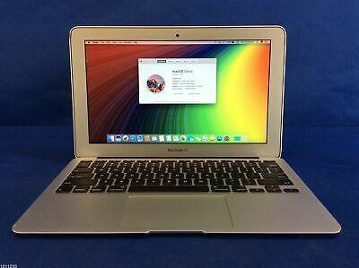 Apple Macbook Air 11 Inch 1 6ghz Core I5 E2015 In 2020 Macbook Air 11 Inch Apple Laptop Apple Macbook Air