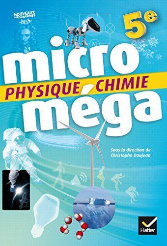 Telecharger Micromega Physique Chimie 5e Ed 2017 Livre Eleve Pdf Gratuitement Livre