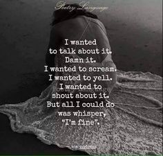 Impossible to tell the truth. Dark Quotes, Real Quotes, True Quotes, Quotes To Live By, Im Fine Quotes, Strong Quotes, Qoutes, Quotes Deep Feelings, Mood Quotes