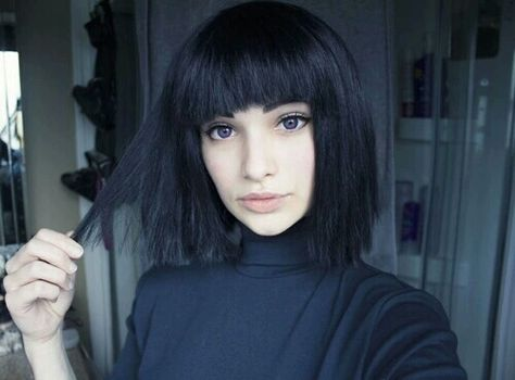 grafika girl, black, and grunge