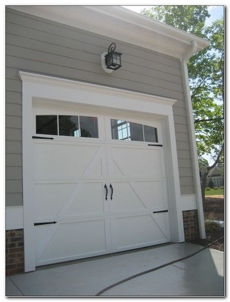 Garage Door Window Frame Kit Garage Door Design Carriage Garage Doors Garage Door Trim
