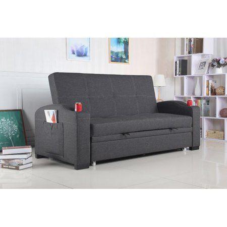 Free Shipping Buy Latitude Run Leyna Sleeper Sofa At Walmart Com Grey Sofa Bed Futon Sofa Bed Sofa Furniture