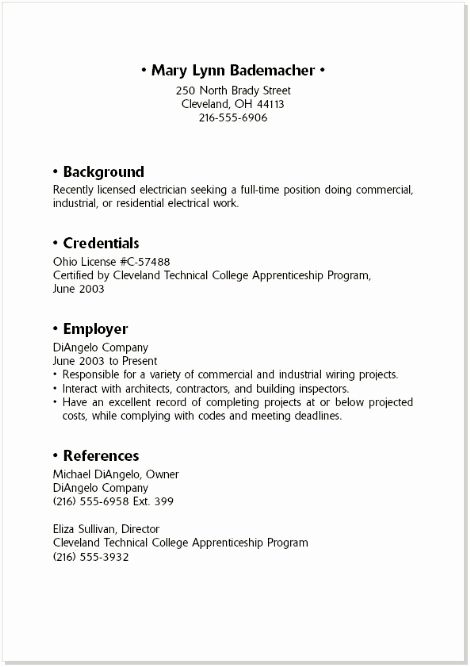 Pin On Examples Professional Resume Templates