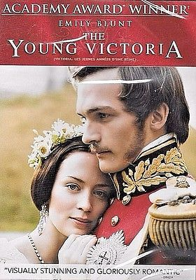 Young Victoria Emily Blunt DVD NEW FACTORY SEALED FREE