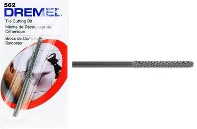 Dremel 562 Tile Cutting Bit